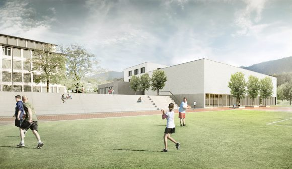 Schul- und Sportzentrum Oberarth